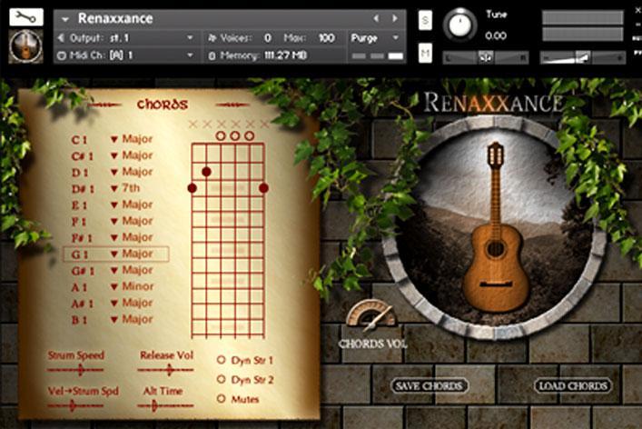 خرید اینترنتی وی اس تی گیتار نایلون Indiginus Renaxxance Nylon String Guitar