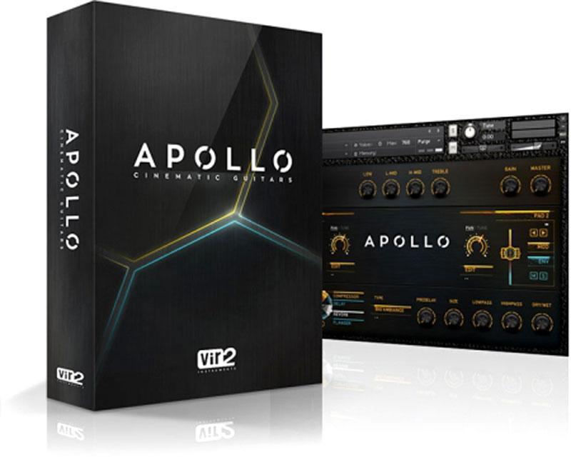 خرید اینترنتی وی اس تی گیتار سینماتیک vir2 APOLLO Cinematic Guitars