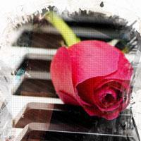 لوپ و ریتم پیانو عاشقانه