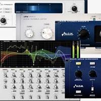 مجموعه پلاگین های میکس و مسترینگ AOM Factory Total Bundle v1.8.0