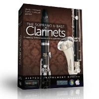 خرید اینترتی وی اس تی کلارینت Audio Modelling SWAM engine SWAM Clarinets