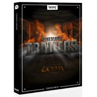 جلوه صوتی اتصالات و برخوردها BOOM Library Cinematic Trailers Construction Kit