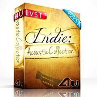 بیت ایندی راک برپایه گیتار آکوستیک Big Fish Audio Indie Acoustic Collection