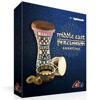 لوپ پرکاشن ایرانی , عربی , ترکی و آذری Big Fish Audio Middle East Percussion Essentials