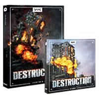 جلوه صوتی تخریب Boom Library Destruction Bundle