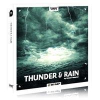 خرید اینترتی جلوه صوتی صدای باران و رعد و برق Boom Library Thunder and Rain