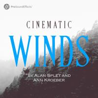 جلوه صوتی باد Pro Sound Effects Cinematic Winds