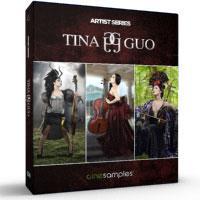 خرید اینترتی وی اس تی ریتمیک ویولنسل Cinesamples Tina Guo Artist Series