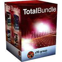 خرید اینترتی مجموعه پلاگین های افکت و اینسترومنت D16 Group Total Bundle