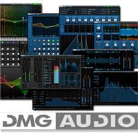 خرید اینترتی مجموعه پلاگین های میکس و مسترینگ DMG Audio Plugins Bundle