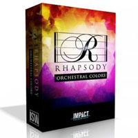 خرید اینترتی وی اس تی سمفونی ارکسترال Impact Soundworks Rhapsody Orchestral Colors
