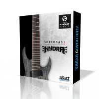 وی اس تی گیتار الکتریک راک و متال Impact Soundworks Shreddage 3 Hydra