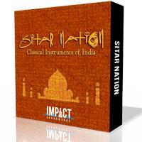 وی اس تی سازهای هندی Impact Soundworks Sitar Nation v2.0