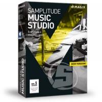 نرم افزار MAGIX Samplitude Music Studio