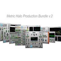 مجموعه پلاگین های میکس و مسترینگ Metric Halo MH Production Bundle v2.0.2