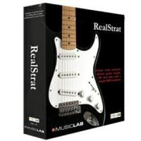 وی اس تی گیتار فندر استرتوکستر MusicLab RealStrat 5