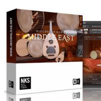 وی اس تی سازهای ایرانی , ترکی, عربی Native Instruments Discovery Series Middle East