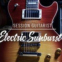 وی اس تی ریتمیک گیتار الکتریک Native Instruments Session Guitarist Electric Sunburst