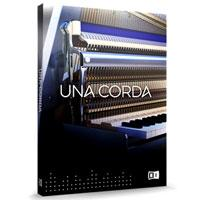 وی اس تی پیانو دست ساز با صدایی خاطره انگیز Native Instruments Una Corda