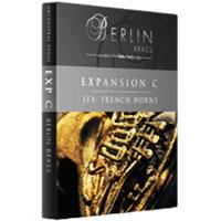 وی اس تی خوش صدای برس Orchestral Tools Berlin Brass EXP C SFX French Horns v2.1