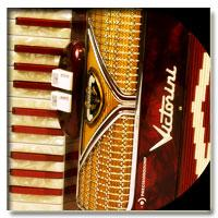 وی اس تی آکاردئون Precisionsound Victorini Accordion