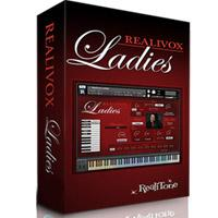 وی اس تی وکال عربی Realivox Ladies 2.1