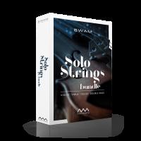 وی اس تی سازهای آرشه ای Audio Modelling SWAM SOLO STRINGS BUNDLE