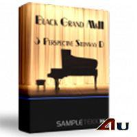 وی اس تی اشتاین وی D کنسرت گرند پیانو Sampletekk Black Grand MkII