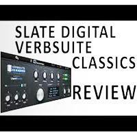 خرید اینترتی پلاگین افکت ریورب حرفه ای Slate Digital Verbsuite Classics