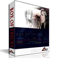 خرید اینترتی وی اس تی سازهای جالب شگفت انگیز SonicCouture Box of Tricks