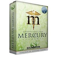 وی اس تی گروه کر پسران نوجوان Soundiron Mercury Elements Player Edition