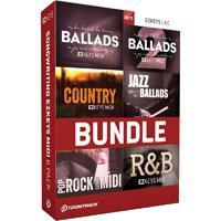 خرید اینترتی باندل کامل میدی برای ای زی کی Toontrack EZkeys MIDI