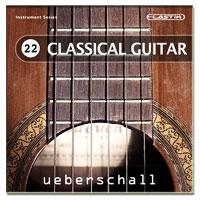 لوپ پاپ گیتار کلاسیک Ueberschall Classical Guitar Contemporary Nylon String Guitar