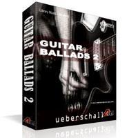 بیت سبک پاپ راک برپایه گیتار الکتریک Ueberschall Guitar Ballads Vol.2
