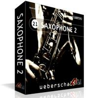 لوپ و ریتم ساکسیفون Ueberschall Saxophone 2