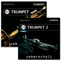 خرید اینترتی لوپ و ریتم آماده ترومپت Ueberschall Trumpet 1 + 2