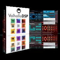 مجموعه ی تمامی پلاگین های میکس و مسترینگ Valhalla DSP bundle