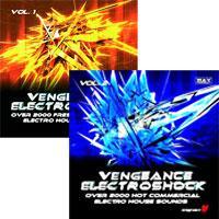 لوپ و سمپل ساخت موزیک الکتروشوک Vengeance Electroshock Vol.1 - 2