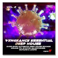 مجموعه سمپل ساخت موزیک سبک دپ هاوس Vengeance Essential Deep House Vol.2