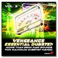 لوپ و ابزار ساخت موزیک سبک داب استپ Vengeance Essential Dubstep Vol.3