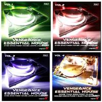 لوپ و سمپل ساخت موزیک هاوس Vengeance Essential House Vol.1 - 4