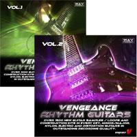 لوپ و ریتم گیتار Vengeance Rhythm Guitars Vol.1 - 2