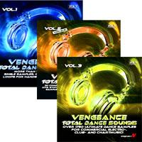بیت و لوپ سبک دنس Vengeance Total Dance Sounds Vol.1 - 3