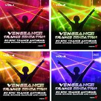 خرید اینترتی بیت و لوپ سبک ترنس Vengeance Trance Sensation Vol.1 - 4