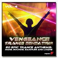 بیت ترنس Vengeance Trance Sensation Vol.4
