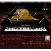 خرید اینترتی وی اس تی گرند پیانو فازیولی با کیفیت اچ دی Waves Grand Rhapsody Library