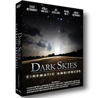 امبینس سینماتیک و تیره Zero-g Dark Skies Cinematic Ambiences