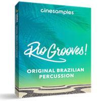 وی اس تی پرکاشن برزیلی !Cinesamples Rio Grooves