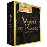 وی اس تی آوا مقام راگا هندی Cryptocipher Voices Of Ragas Vol 1 + 2