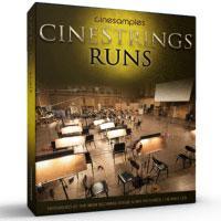 خرید اینترتی وی اس تی اجرای تکنیک رانز در استرینگز CineSamples CineStrings Runs
